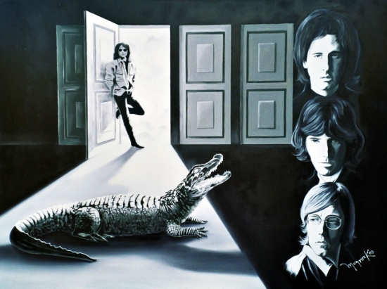 The Doors by Hector-Monroy